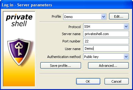 Private Shell v1.5.1 لتبادل